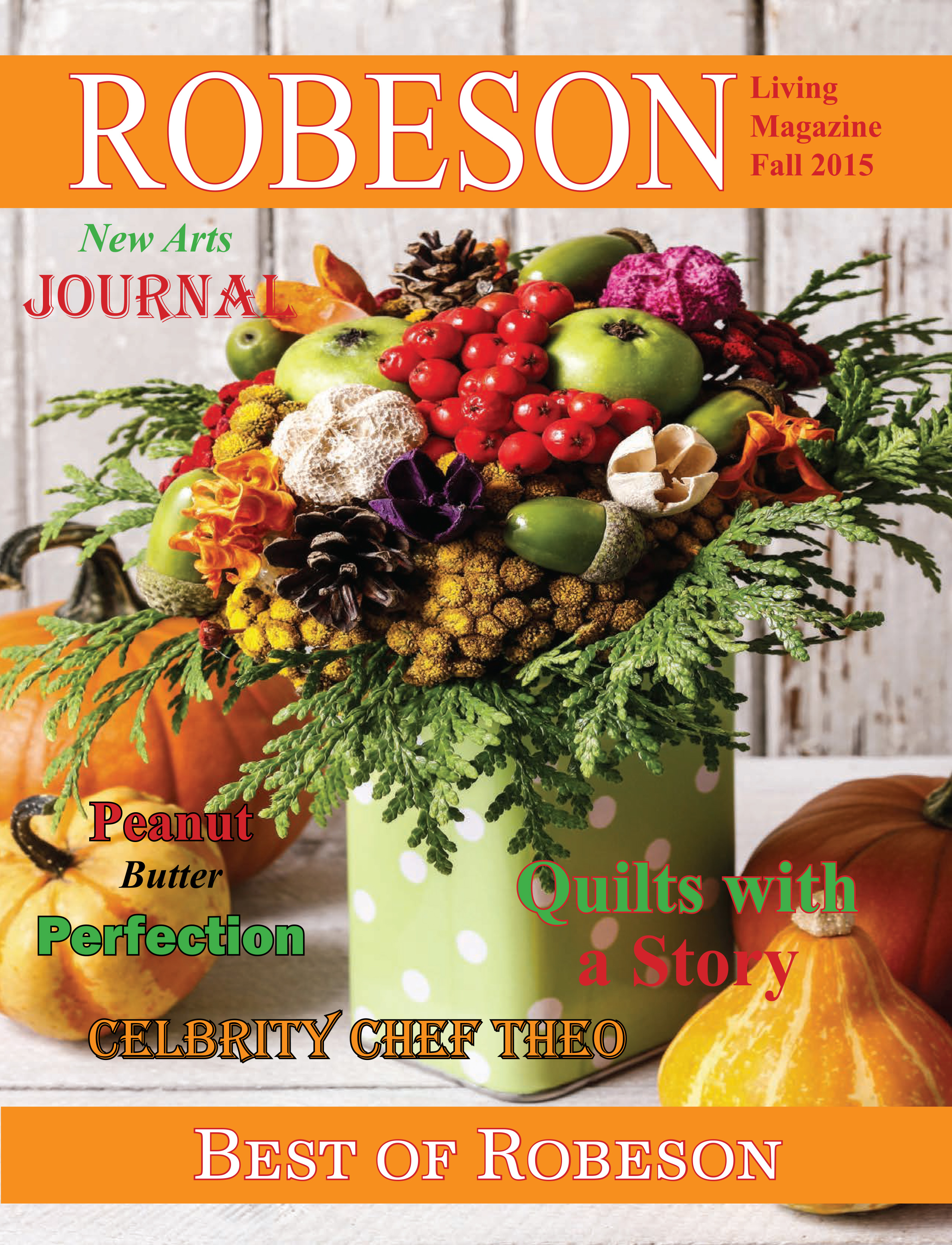 Robeson Fall 2015
